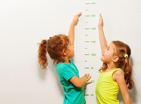 Các yếu tố nào ảnh hưởng đến chiều cao