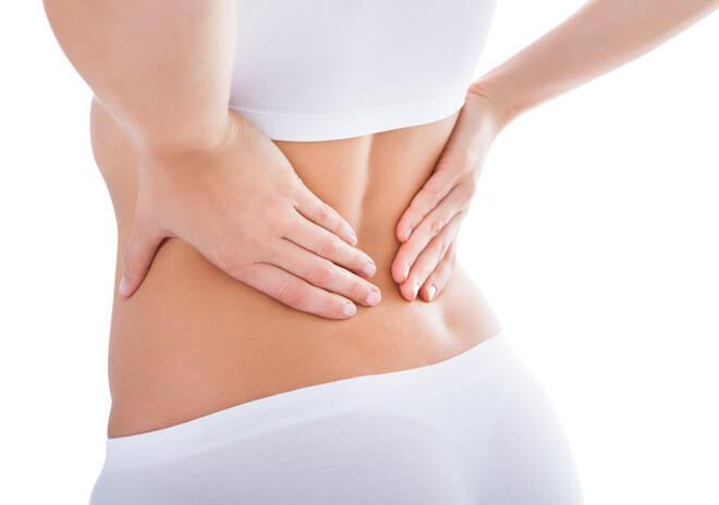 Trị đau lưng tại nhà với liệu pháp xoa bóp bấm huyệt